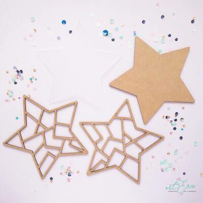 Estructura Shaker - Estrella