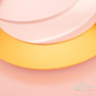 Shaker Espejo Dorado - 3 Piezas