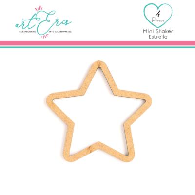 Mini Shaker - Estrella