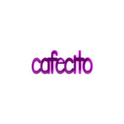 Palabra de Metacrilato - Cafecito