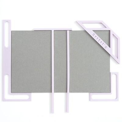 Kit para Encuadernación - Lila
