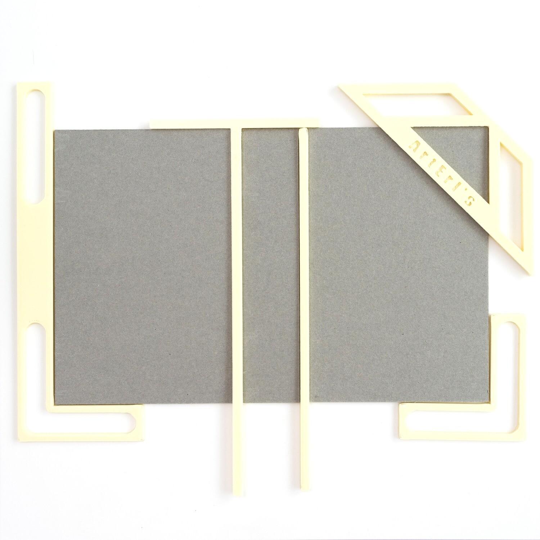 Kit para Encuadernación - Amarillo