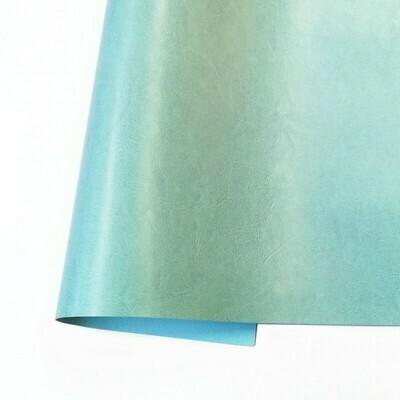 Ecopiel Mate - Verde Pastel