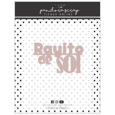 Maderita - Rayito de Sol