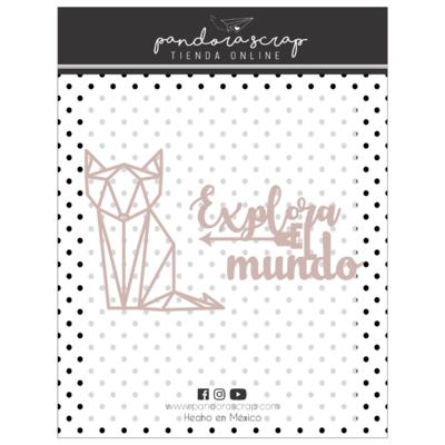 Set de Maderitas - Explora