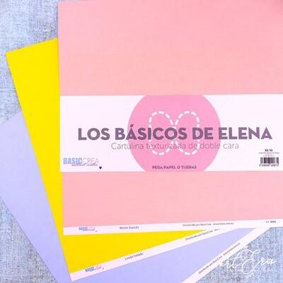 Básicos de Elena - Colores Surtidos