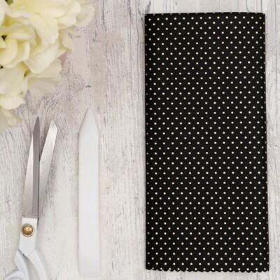 Polipiel - Foil Dots Negro