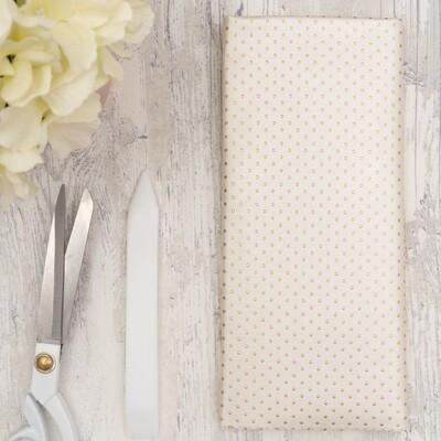 Polipiel - Foil Dots Blanco