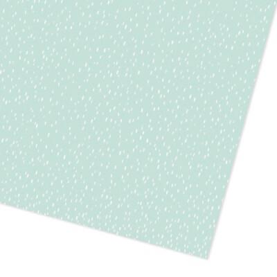 Falso Cuero - Lluvia Mint