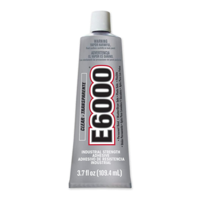 Pegamento - E6000