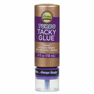 Turbo Tacky Glue - Always Ready