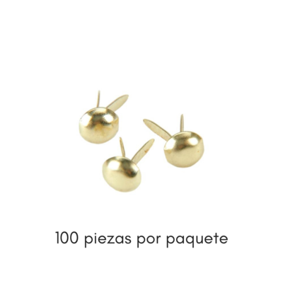 Set de Mini Brads - Gold