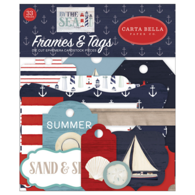 Frames & Tags - By the Sea