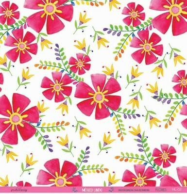 Vellum - Flores