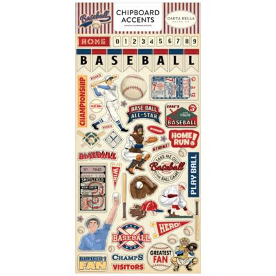 Chipboard - Baseball