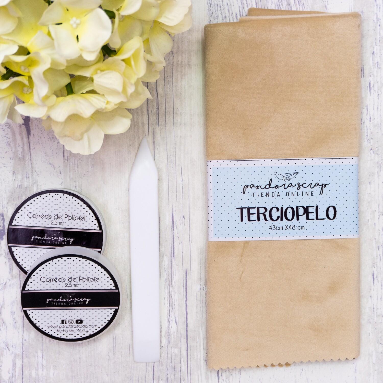 Terciopelo - Crema