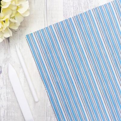 Tela de Lienzo - Blue Lines