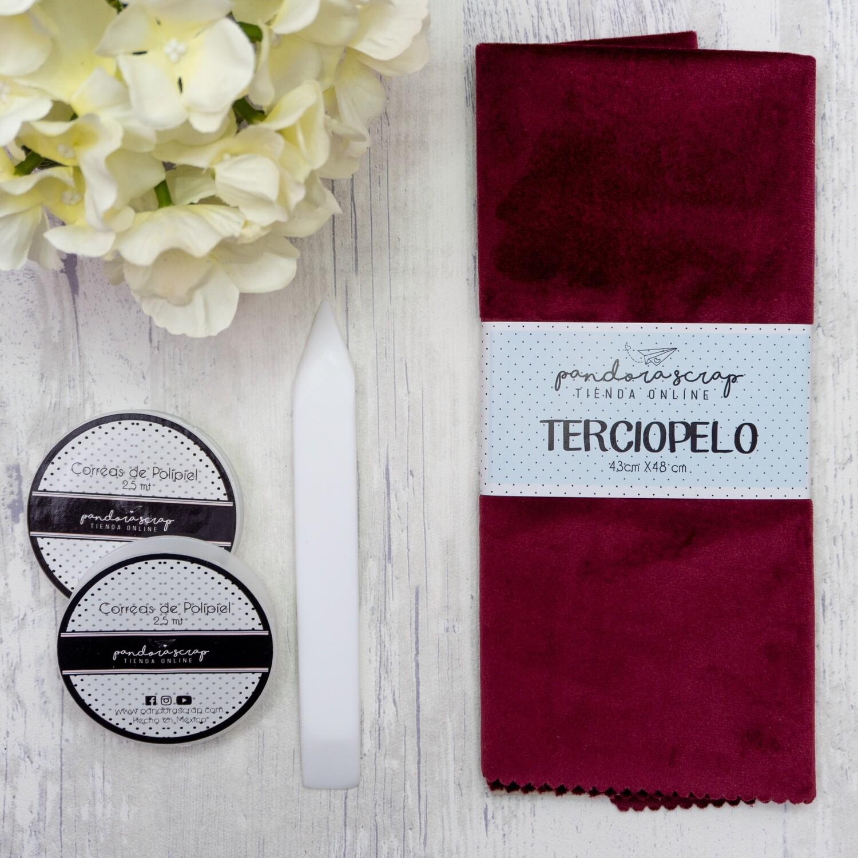Terciopelo - Burgundy