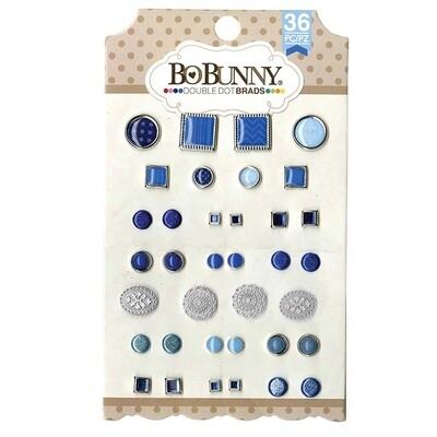 Set de Brads - Dot Blue