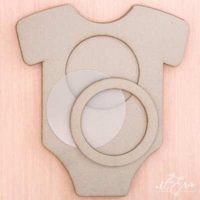 Estructura - Baby Bodysuit