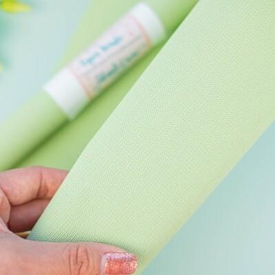 Papel Teper - Verde Pastel