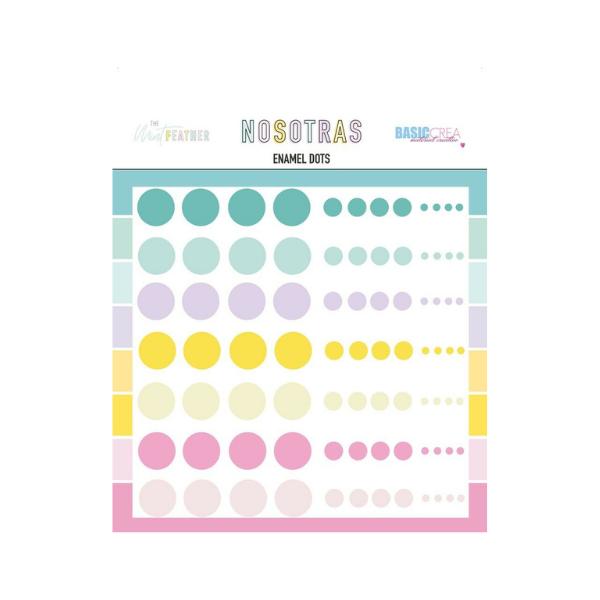 Enamel Dots - Nosotras