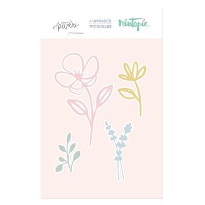 Set de Troqueles - Set de Flores