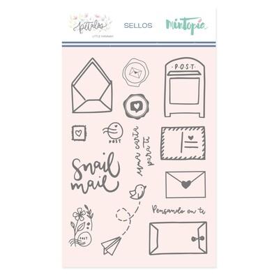 Set de Sellos - Snail Mail
