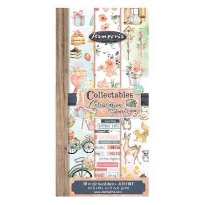 Collectables -  Celebration