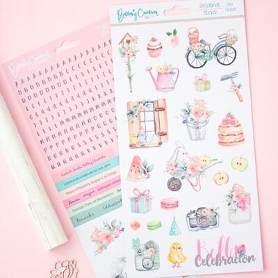 Stickers -  Celebration