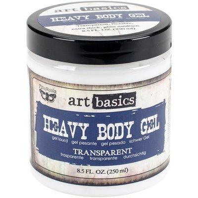 Heavy Body Gel - Transparente