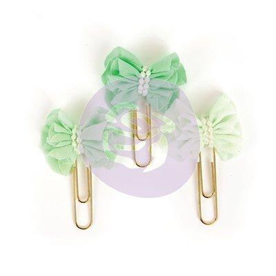 Clips Decorativos - Soft Mint