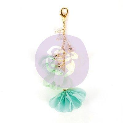Borla Decorativa - Seafoam
