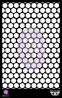 Stencil - Honeycomb