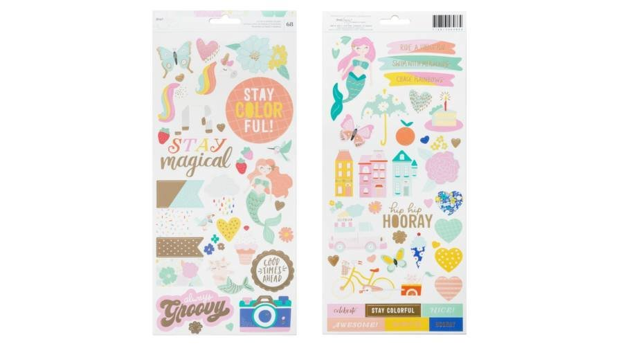 Stickers - Stay Colorful