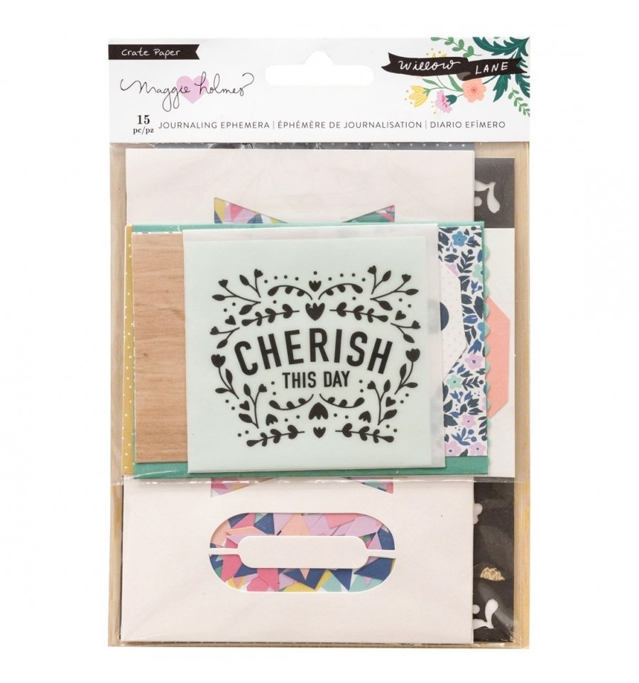 Tags para Journaling - Willow Lane