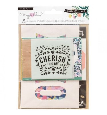 Tags para Journaling - Willow Lane