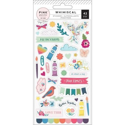 Puffy Stickers - Whimsical