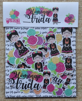 Die Cuts - Homenaje a Frida
