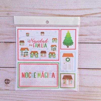 Tarjetas - Navidad en Familia