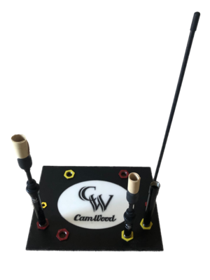 CamWood Drill Pro Tee