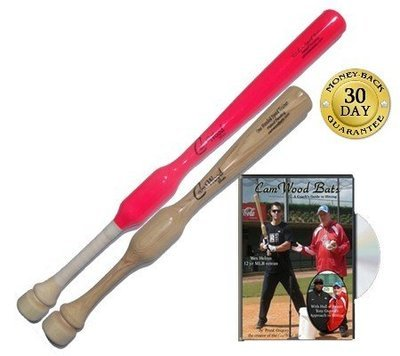Softball Hands & Speed Trainer, One Hander and Hitting Video