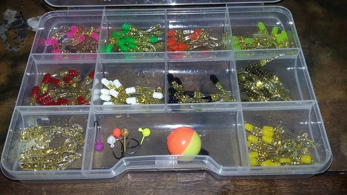 "120 piece 1.5"" tiny nummies gold series kit"