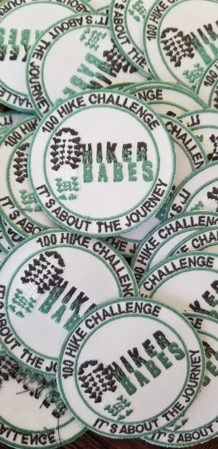 Hikerbabe Challenger Patch