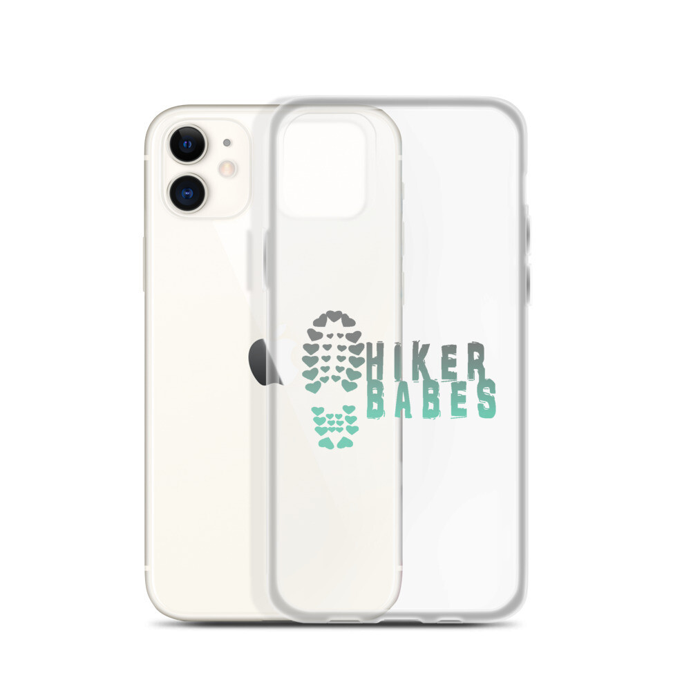 Hikerbabes iPhone Case