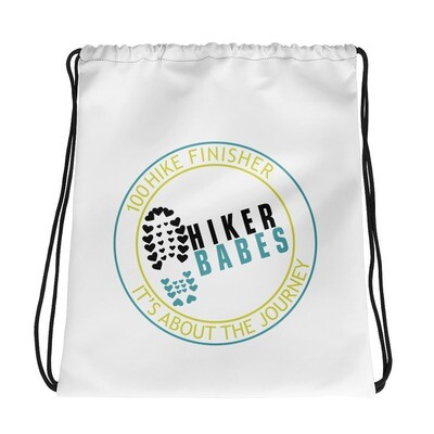 Finisher Drawstring bag
