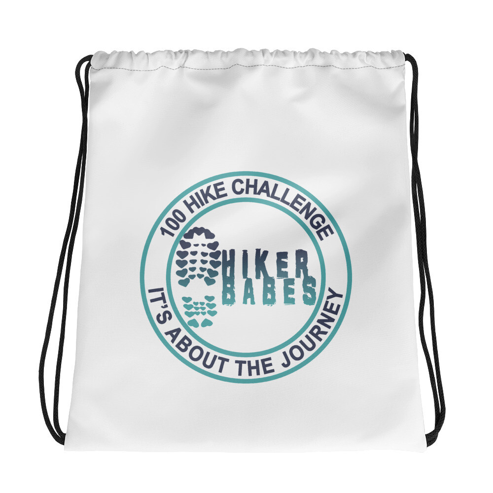 Challenger Drawstring bag