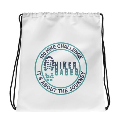 Challenger Drawstring bag