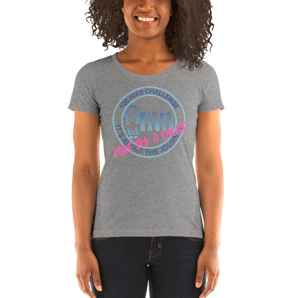 Hike for a Cause Ladies TEE