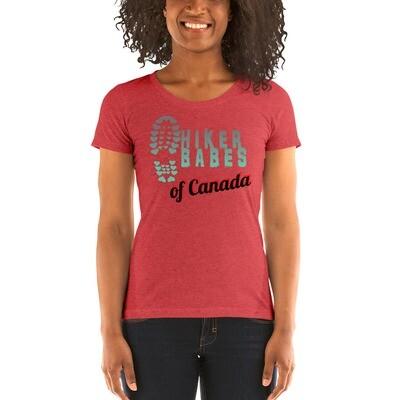 Hikerbabes of Canada Ladies Tee